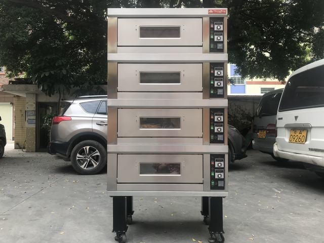 4 Decks 4 Trays Electric Oven