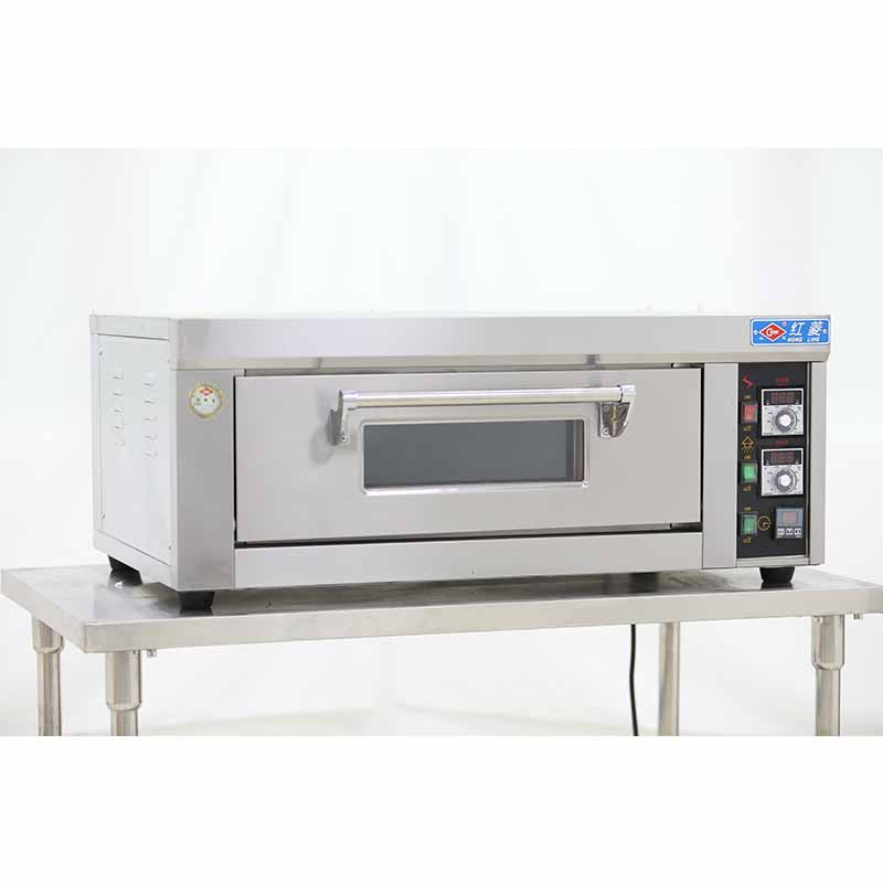 single tray electric oven