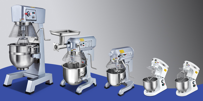 High quality planetary food mixer