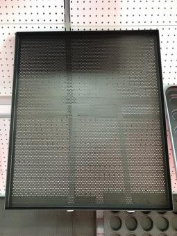 58X68cm Alusteel Perforated Tray