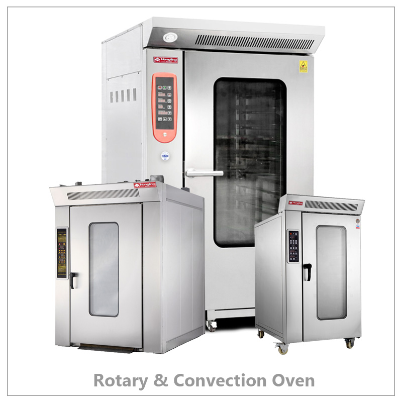 Rotary & Convection Ovens